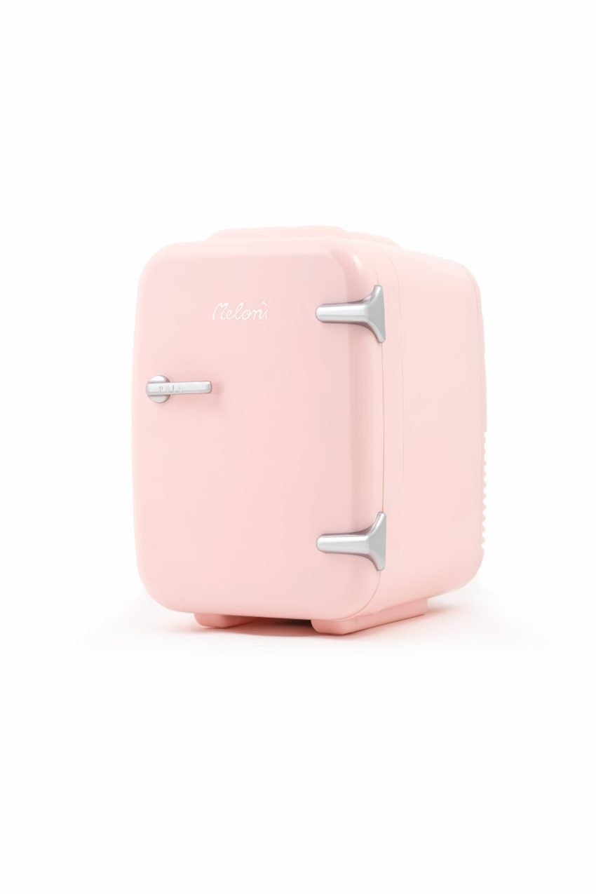Mini Frigider Cosmetice Blossom Pink