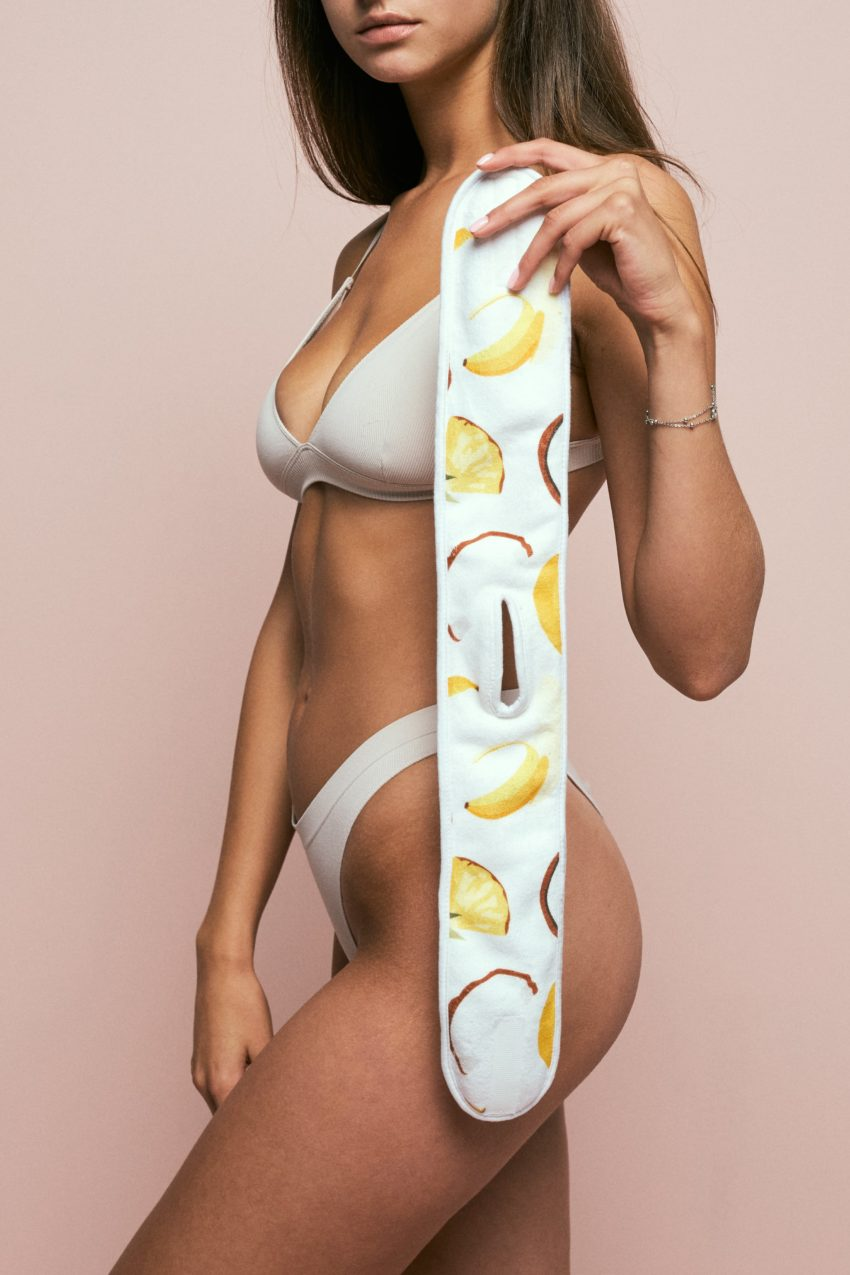 Bentita cosmetica de par Go Bananas